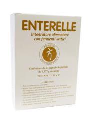 ENTERELLE INTEGRATORE BROMATECH 24 CAPSULE
