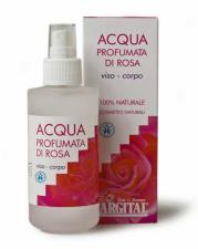 ACQUA PROFUMATA DI ROSA - 125 ML
