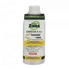 ENERZONA® OMEGA 3 RX 240 CAPSULE 4 MESI DI TRATTAMENTO