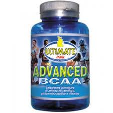 ULTIMATE ITALIA ADVANCED BCAA - INTEGRATORE ALIMENTARE DI AMINOACIDI - 200 COMPRESSE
