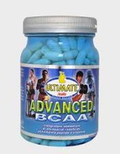 ULTIMATE ITALIA ADVANCED BCAA - INTEGRATORE ALIMENTARE DI AMINOACIDI - 400 COMPRESSE