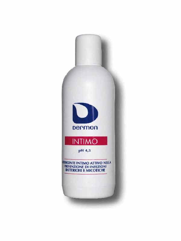 DERMON DETERGENTE INTIMO pH 4,5 500 ML