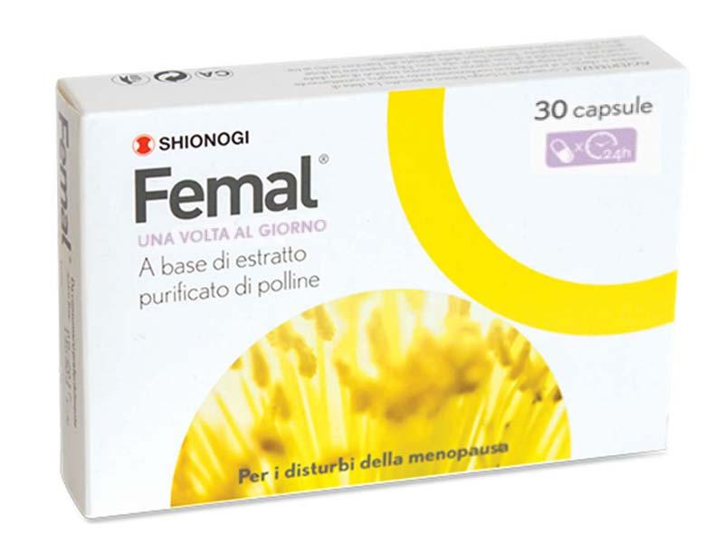 FEMAL 30 COMPRESSE