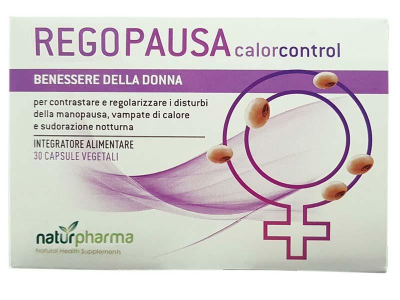 REGOPAUSA CALORCONTROL NATURPHARMA 30 CAPSULE