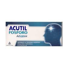 ACUTIL FOSFORO ADVANCE - 10 FLACONCINI