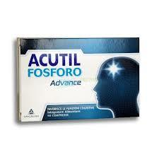 ACUTIL FOSFORO ADVANCE - 50 COMPRESSE