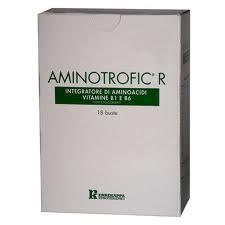 AMINOTROFIC R 14 BUSTE DA 5,5 G