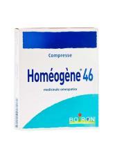 BOIRON HOMEOGENE 46 60 COMPRESSE