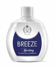 BREEZE DEODORANTE PROFUMATO - SPORTING - 100 ML