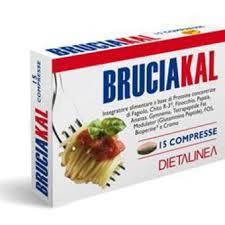 BRUCIAKAL 15 COMPRESSE