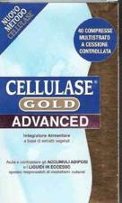 CELLULASE GOLD ADVANCED ANTI CELLULITE 40 COMPRESSE