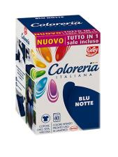 COLORERIA ITALIANA BLU NOTTE 350 G