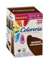 COLORERIA ITALIANA MARRONE CIOCCOLATO 350 G