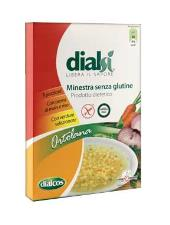 DIALSI MINESTRA SENZA GLUTINE ORTOLANA - 75 G