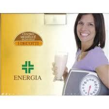 ENERGY DIET MESSEGUE KIT ENERGIA 3 DECOTTI
