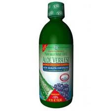ESI ALOE VERA CON SUCCO DI MIRTILLO - 500 ML