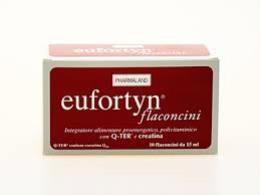 EUFORTYN 10 FLACONCINI DA 15 ML