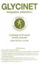 GLYCINET INTEGRATORE BROMATECH 24 CAPSULE