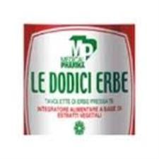 LE DODICI ERBE 30 TAVOLETTE