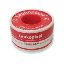 LEUKOPLAST® CEROTTO IN ROTOLO 2,5 CM x 5 M