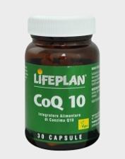 LIFEPLAN COQ 10 INTEGRATORE DI COENZIMA Q10 - 30 CAPSULE
