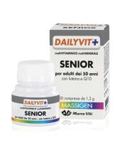 MASSIGEN DAILYVIT+® SENIOR 30 COMPRESSE DA 1,2 G