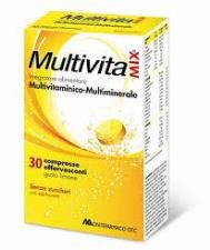 MULTIVITAMIX® 30 COMPRESSE EFFERVESCENTI