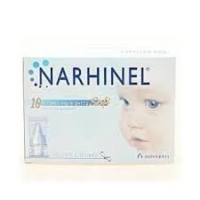 NARHINEL SOFT - 10 RICAMBI USA E GETTA