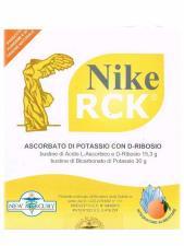 NIKE RCK ASCORBATO DI POTASSIO CON D RIBOSIO 100 + 100 BUSTINE