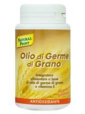 OLIO DI GERME DI GRANO 60 PERLE
