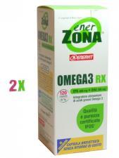 OMEGA 3 RX ENERZONA 2 CONFEZIONI DA 120 CAPSULE