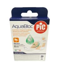 PIC SOLUTION AQUABLOC - CEROTTO IMPERMEABILE - 20 PEZZI MIX