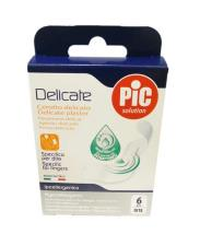 PIC SOLUTION DELICATE - CEROTTO PER DITA - 6 PEZZI