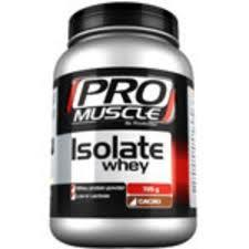 PRO MUSCLE ISOLATE WHEY 725gr GUSTO CACAO