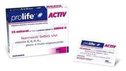 Prolife Activ 10 bustine da 4g Fermenti Lattici Zeta Farmaceutici