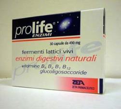 PROLIFE ENZIMI 2 confezioni da 30 capsule