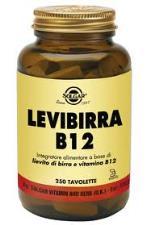 SOLGAR LEVIBIRRA B12 250 TAVOLETTE