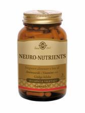 SOLGAR NEURO NUTRIENTS 30 CAPSULE