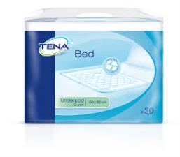 TENA BED SUPER TRAVERSA ASSORBENTE - 60x90 CM - 35 PEZZI