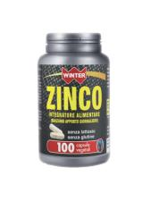 WINTER ZINCO INTEGRATORE ANTIOSSIDANTE - 100 CAPSULE