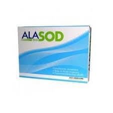 ALA600 SOD INTEGRATORE ALIMENTARE - 20 COMPRESSE DA 1020 MG