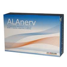 ALANERV 20 CAPSULE SOFTGEL DA 920 MG