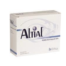 ALTIAL GOCCE OCULARI - 30 FIALE DA 0,6 ML