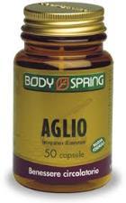 BODY SPRING AGLIO - 50 CAPSULE