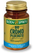 BODY SPRING BIO CROMO PICOLINATO - 60 COMPRESSE