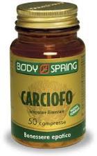 BODY SPRING CARCIOFO - 50 COMPRESSE