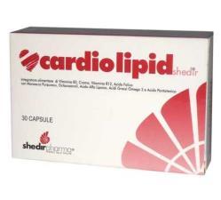 CARDIOLIPID SHEDIR 30 CAPSULE
