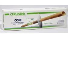 CERUMINA IGIENE E PROTEZIONE DELL'ORECCHIO - 2 CONI
