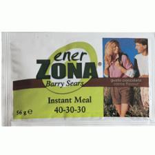 ENERZONA INSTANT MEAL 40-30-30 GUSTO CIOCCOLATO 1 BUSTA DA 56 G