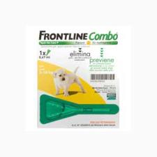 FRONTLINE COMBO SPOT ON CANI 1 PIPETTA DA 0,67 ML